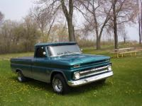 Completely rebuilt from the frame up. This truck is a