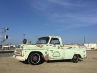 1964 Chevy C-10 short box small window, great Patina,