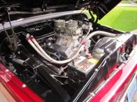 1964 CHEVY C-10 TRUCK. 8 FT BOX. 350 WITH TUNNEL RAM,