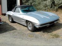 2nd owner purchased 1975, Silver, black interior and