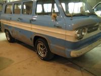 Who remembers the scooby doo van..... for sale is 1964