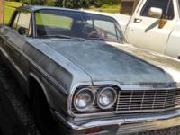 1964 Chevy Impala for sale (PA) - $10,000. '64 Impala