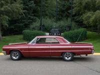 1964 Chevrolet Impala Super Sport, 327 250 Horse, 2
