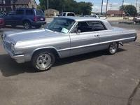 1964 Chevy Impala SS in great condition with many