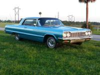 1964 Chevy Impala SS for sale (FL) - $60,000. 64k
