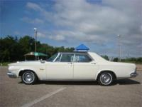 1964 Chrysler New Yorker Salon Four Door Pillarless