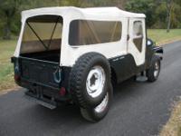 Unbelievably original 1964 CJ6 with 5,092 original