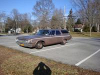 1964 Dodge 440 Wagon (Golden Anniversary). 6 Passenger,