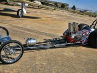1964 Don Tuttle Chassis Front Engine Dragster, the