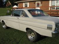 very solid 1964 falcon with 302 engine auto matic trans