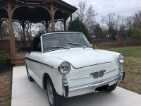 This beautiful 1964 Fiat Bianchini Cabrio is in