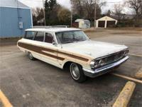 Year : 1964 Make : Ford Model : Country Squire Exterior