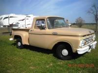SUPER CLEAN!!! 1964 Ford F100 for sale. Less than 26000
