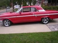 "64 FORD FAIRLANE ""THUNDERBOLT TRIBUTE"", REBUILT 289"