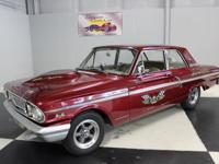 Stk#050 1964 Ford Fairlane Thunderbolt Clone Painted a