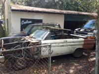 1964 FORD FALCON ...HAVE 302 MOTOR AND AT TRANSMISSION