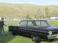 1964 Ford Falcon $3000 Heppner, OR odomotor 996455 I am