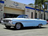 1964 FORD GALAXIE 500 CONVERTIBLE, 352 BIG BLOCK V8,