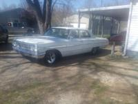I have a 1964 ford galaxie 500 for sale it has a 352
