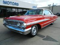 1964 Ford Galaxy 500 Fastback 2dr with Factory Original