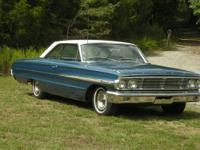 1964 Galaxie 500 -Two door hardtop,352-4 barrel