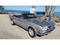 Year : 1964 Make : Ford Model : Mustang Exterior Color