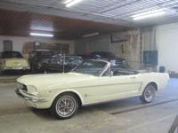 1964 Ford Mustang Convertible ..First Year for Mustang