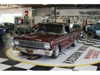 Show Quality 1964 Ford Ranchero Fully Restored - This