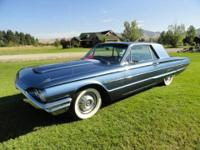1964 FORD T-BIRD (MT) - $19,000 Low miles under