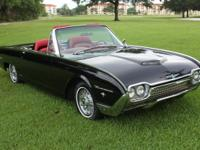 1964 Ford Thunderbird standard equipment includes, 300