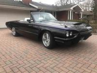 Year : 1964 Make : Ford Model : Thunderbird Exterior