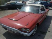 This is a Ford, Thunderbird for sale by Beebe's Motors.