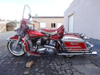 HARLEY DAVIDSON 1964FLH DUOGLIDE PANHEAD. Exactly what