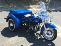 1964 Harley-Davidson GE Servi-Car Blue. 1964 HD