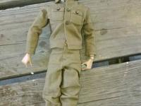 1964 Hasbro G.I. Joe M.P. Edition If interested or FMI
