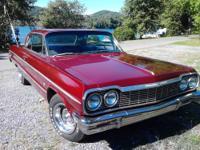 1964 Impala 1964 Chevy Impala 2 Door Hard Top Muscle