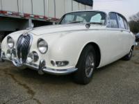 This is a very, very, very nice 1964 Jaguar 3.8S sedan