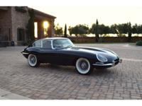 1964 Jaguar E-Type 3.8 Fixed Head Coupe finished in