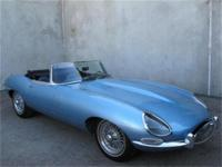 1964 Jaguar XKE Roadster Here is a Gorgeous, 1964
