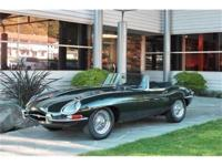 1964 Jaguar XKE Series 1 OTS This impeccably restored