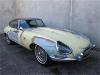 1964 Jaguar XKE Fixed Head Coupe 1964 Jaguar XKE 2