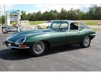 1964 Jaguar Series 1 Coupe Matching s Completely