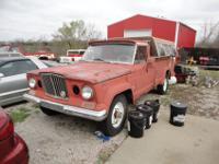 1964 Jeep J300 Val Earl Tremors Movie Truck