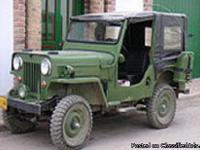 Make:  Jeep Model:  Willys Year: