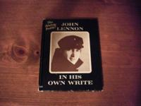 MINT CONDITION 1964 JOHN LENNON IN HIS OWN WRITE BOOK