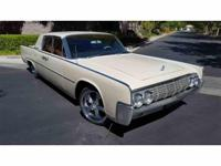 Year : 1964 Make : Lincoln Model : Continental Exterior