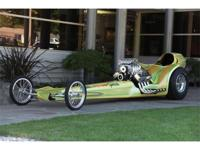 Tognotti Speed Shop AA-Fuel Dragster Don Tognotti was a