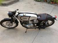 1964 Norton Atlas Triton Cafe RacerGood running