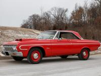 1964 Plymouth Belvedere 426 Max Wedge V84-Speed Manual
