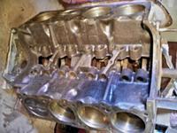"1964 Pontiac 421 H.O Tri-power engine""Heavy"